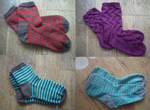 4 x socks