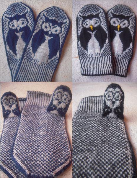 Moody owls